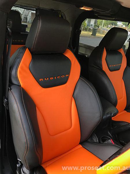 Jeep Wrangler Gts Style Pair Seat Conversion Genuine